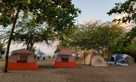 Mahalta Glamping Resort: Comfortable Glamping Made Fun