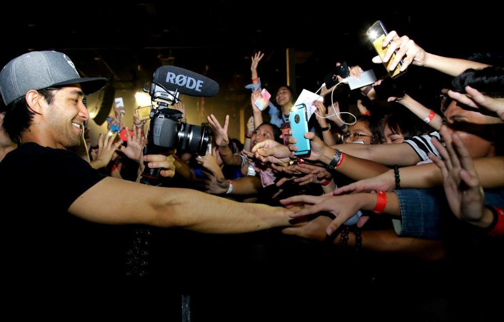 YouTube FanFest Headliners Landed Gold Creator Awards
