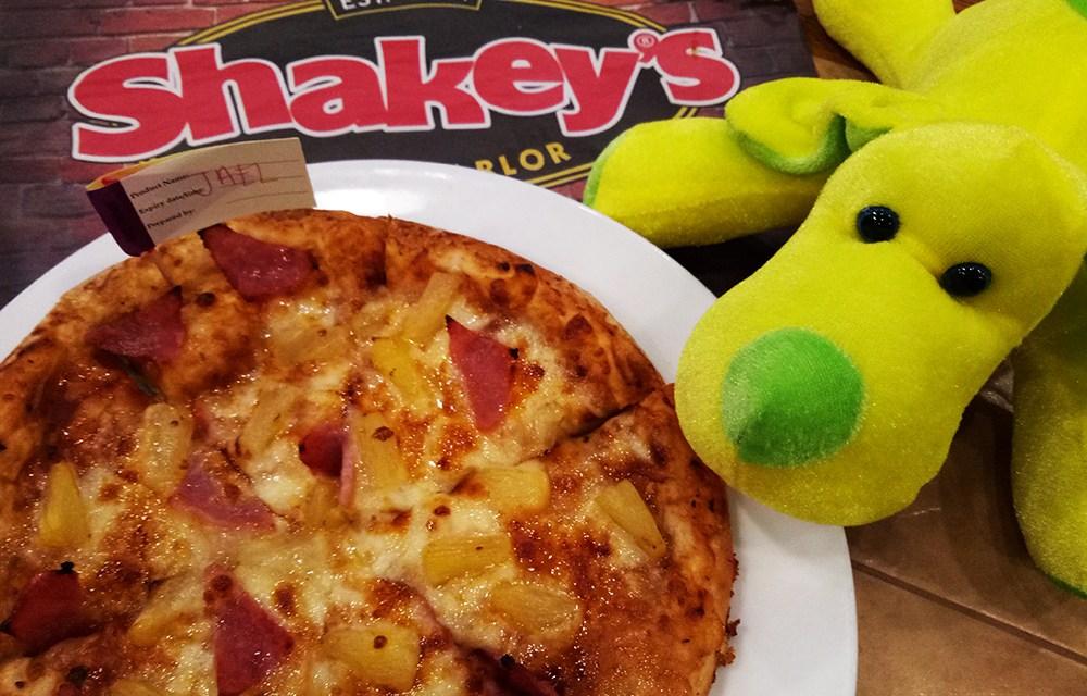 Jael is a Certified Shakeys Junior Pizza Master