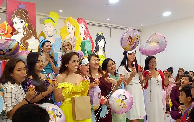 disney princess themed birthday party rochelle rivera bleu hotel pasig lifestyle fitness mommy blogger philippines www.artofbeingamom.com 05