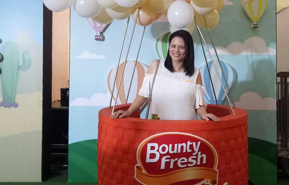 Celebrating Bounty Fresh World Egg Day 2018 at Trinoma Mall