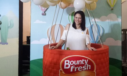 Celebrating Bounty Fresh World Egg Day 2018 at Trinoma Mall