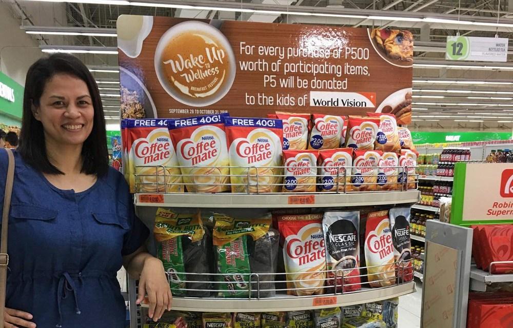 Robinsons Supermarket #WakeUpToWellness Breakfast Festival