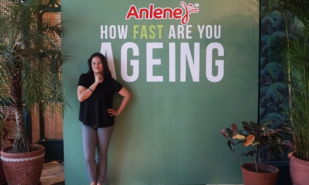 The Fight Against Premature Ageing with Anlene Milk