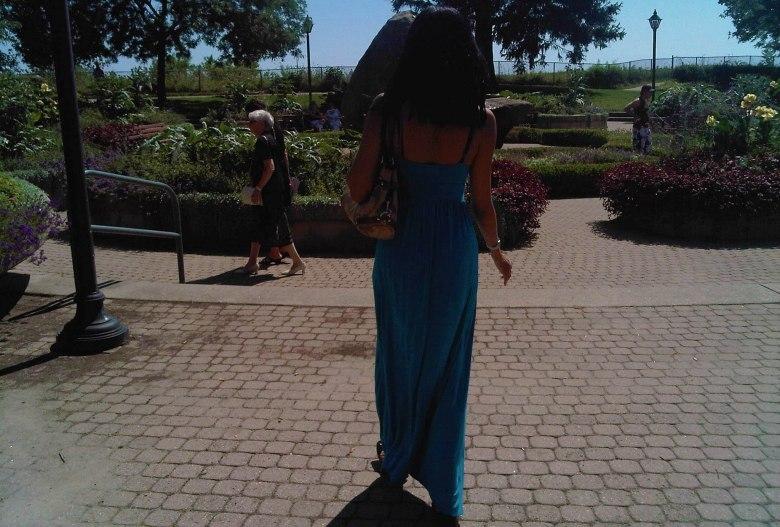 Scarborough bluffs park