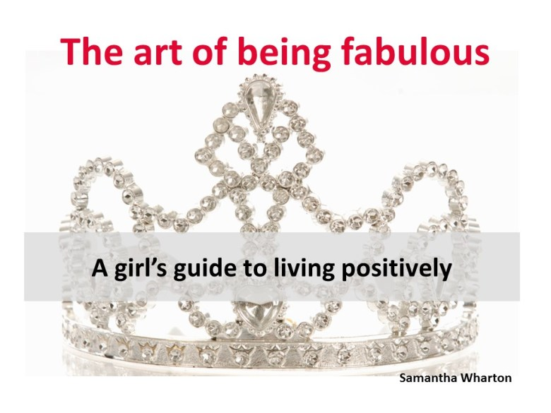 the art of being fabulous_cover