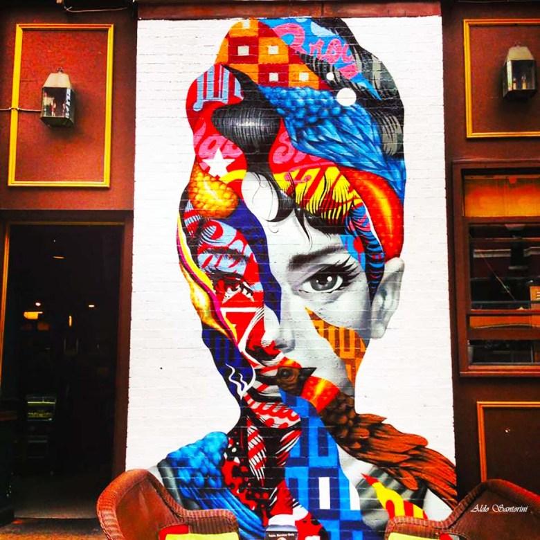 NYC Little Italy Street Art