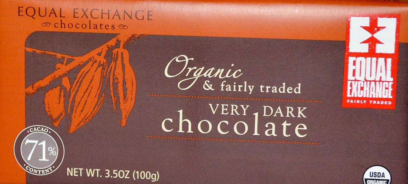 vegan chocolate bar