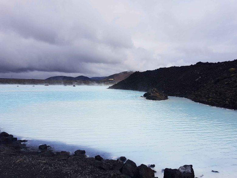 Blue Lagoon, Iceland entrance