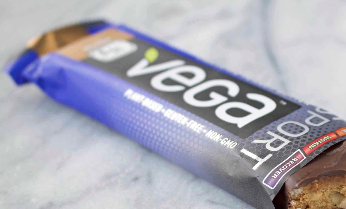 Vega protein bar