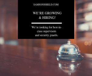 Samsonshield is hiring ad
