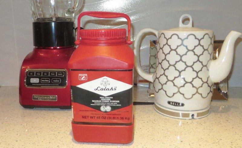 Lalah's curry powder