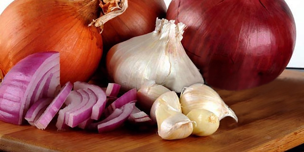 Garlic and Onions