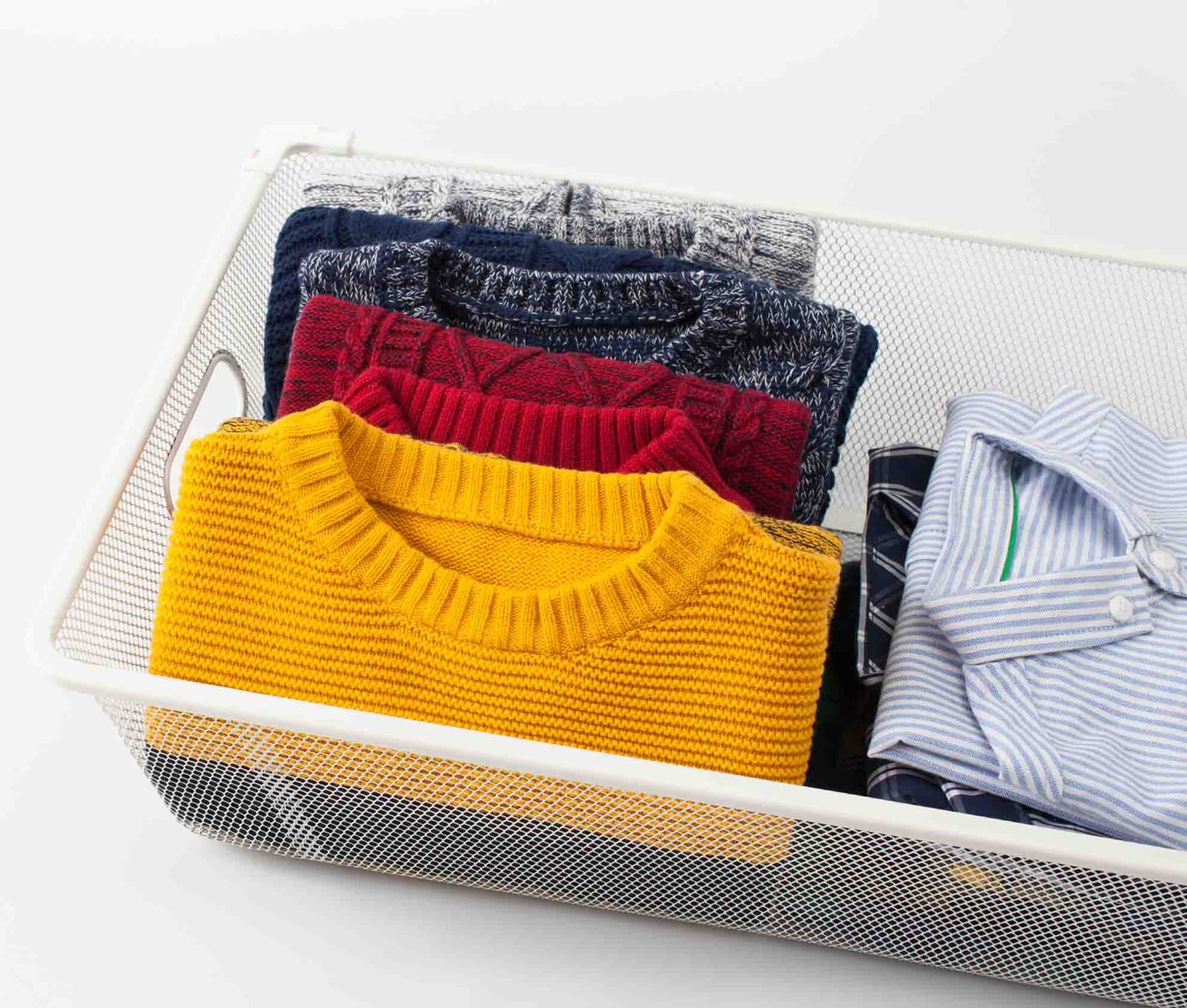 purge clothes to donate during the pandemic