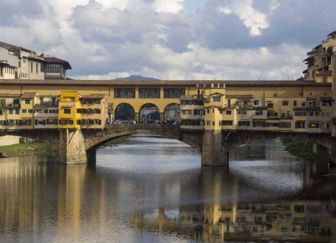 Ponte Vecchio, Florence my positivity place