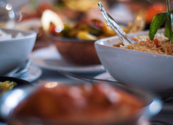 Vegan Guyanese Christmas
