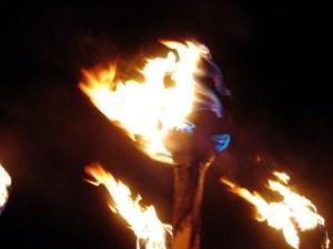 burning-torch