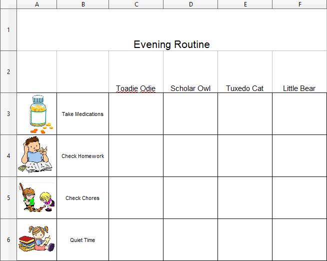 eveningroutinestep2
