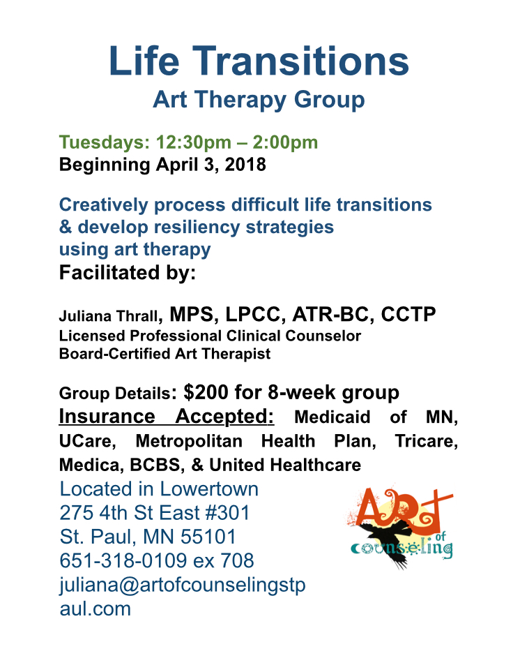 life transitions group