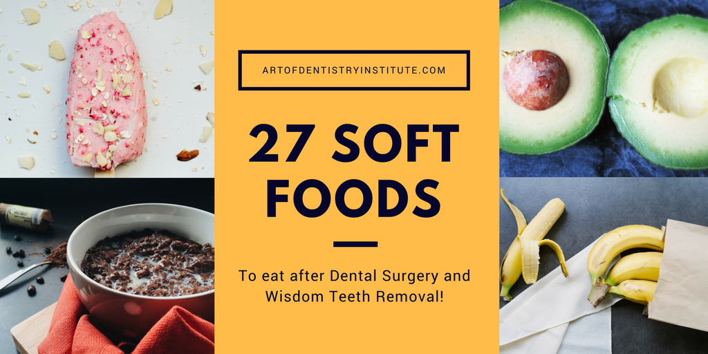 What Soft Foods to Eat After Dental Work Oral Surgery ...