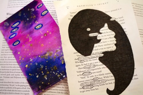 small resolution of 6 Amazing Art Projects that Incorporate Writing - The Art of Education  University