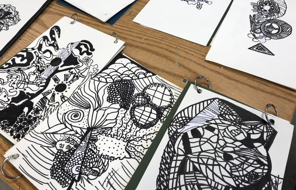 medium resolution of 5 Activities to Open Your Middle Schoolers' Creative Brains - The Art of  Education University