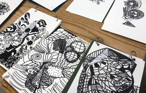 small resolution of 5 Activities to Open Your Middle Schoolers' Creative Brains - The Art of  Education University