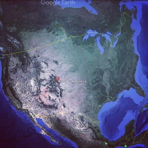 Google Earth - Art Of Endo Endodontics