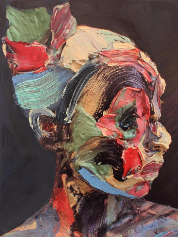 Sophie Derrick Exhilarating Expressionist Impasto Paintings Art & Criticism Eric Wayne