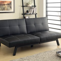 Black Vinyl Futon Sofa Orlando Pride Boston Breakers Sofascore