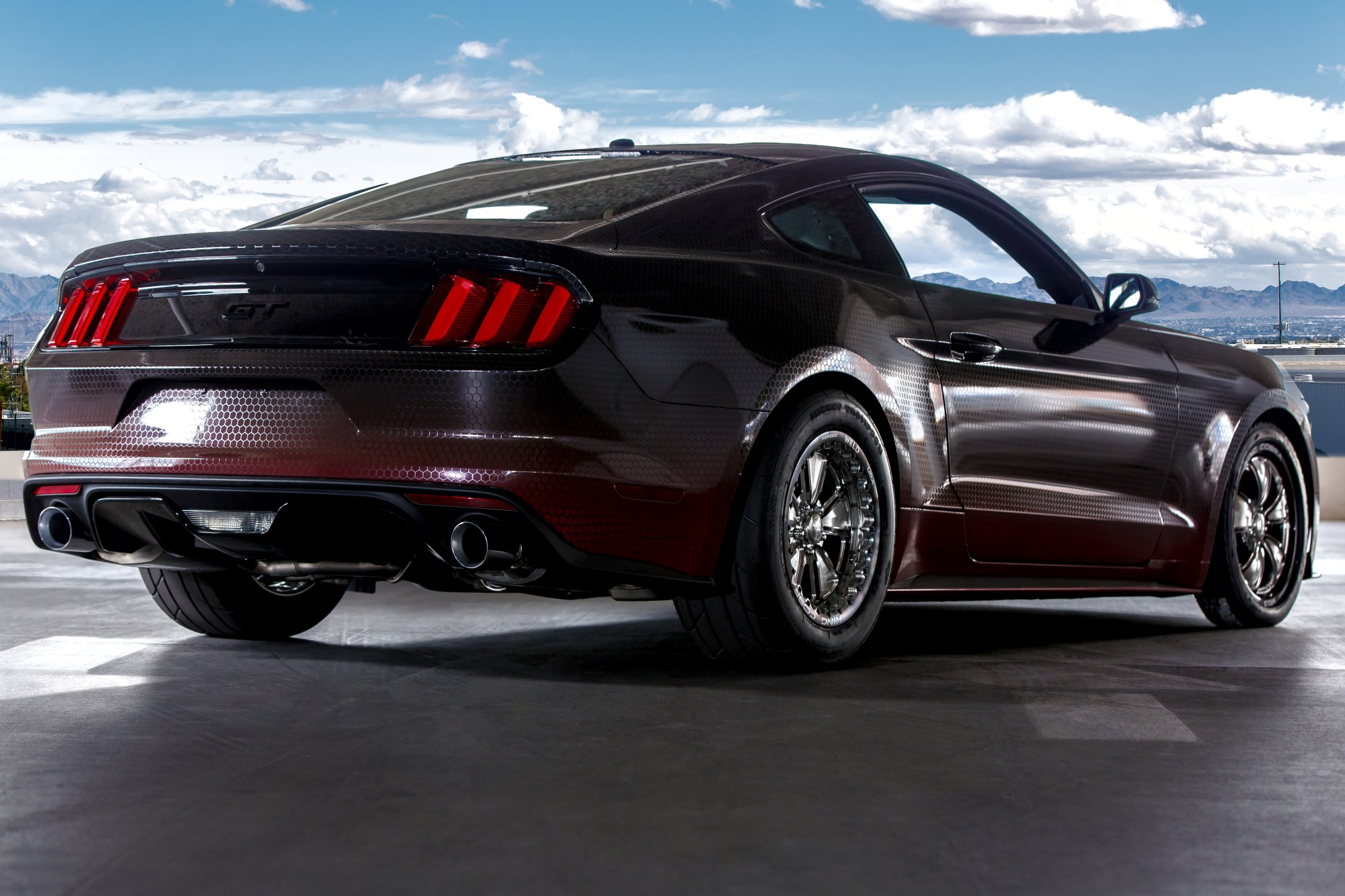 hight resolution of sema king cobra parts released for the 2015 mustang gt