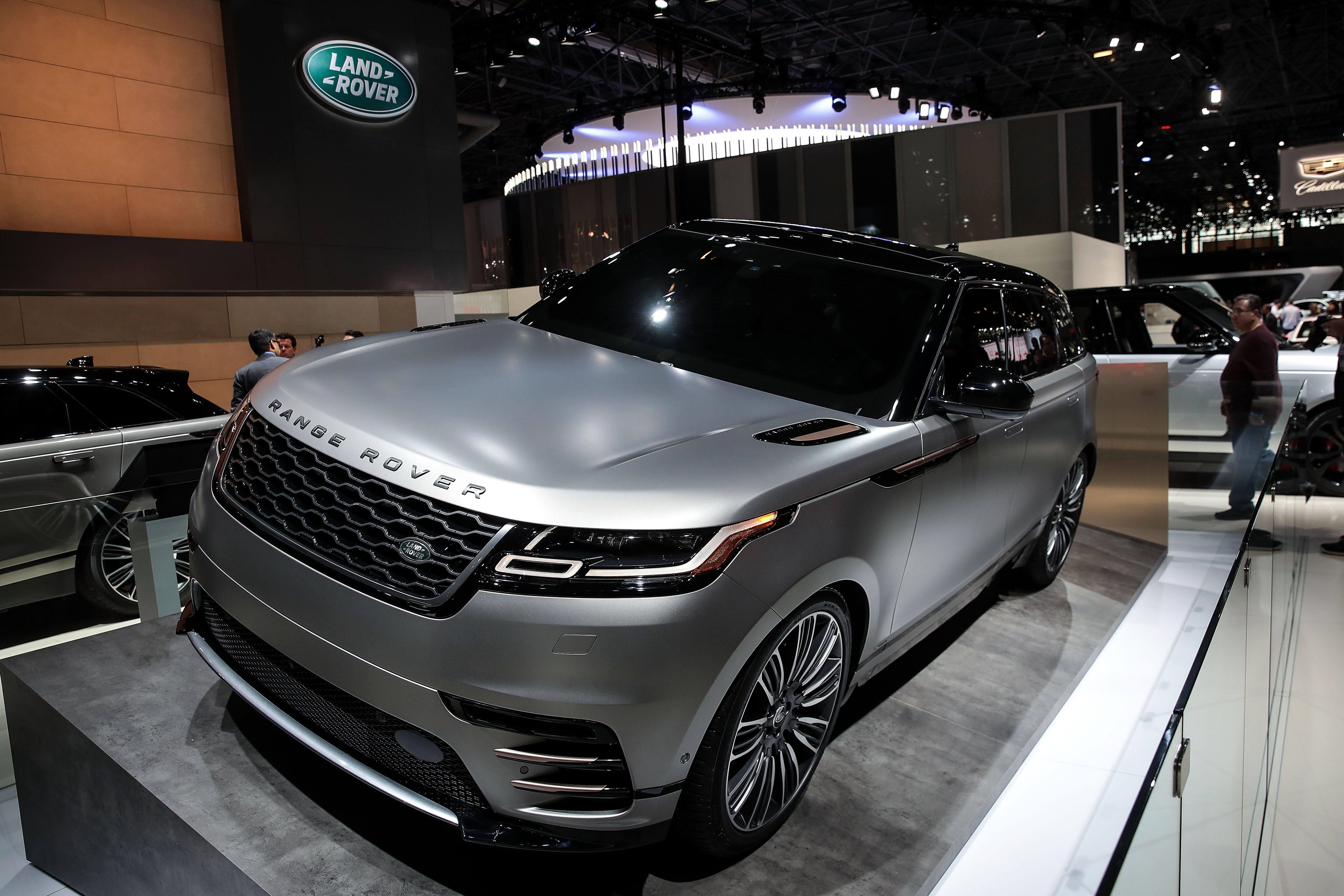 Jaguar Land Rover Has Plans For A New Model Line Called Road Rover