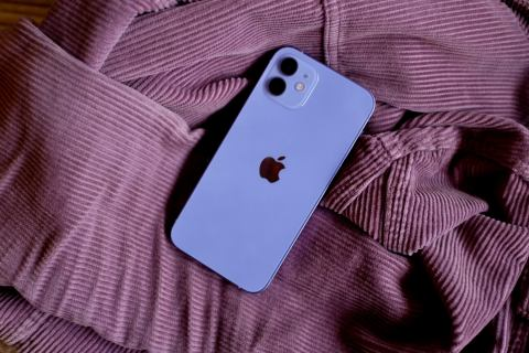 This is the Purple iPhone 12 – and it looks great,  Max Parker