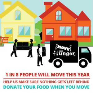 Move for Hunger. Photo published with permission from Move for Hunger.