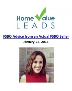 Home Value Leads_FSBO Advice from an Actual FSBO Seller