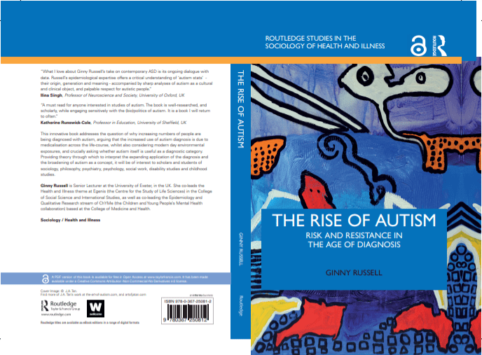 """""""Picasso Inspiration"""" Painting by J.A. Tan on Book Cover"""