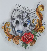 Handles - Doctor Who