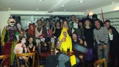 31st October - Group Photo at the Strand Cheltenham
