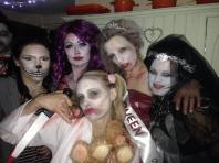Halloween Houseparty 1st November 2014