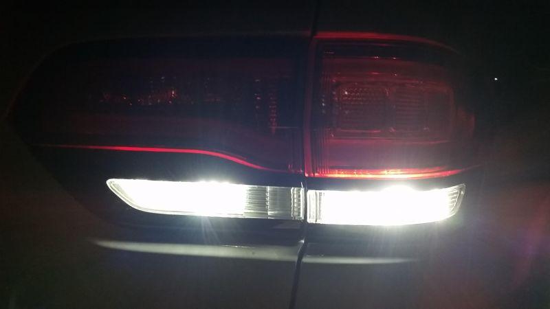 2014 Jeep Grand Cherokee SRT LED