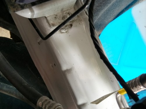 small resolution of feed the hid connector through the plastic headlight cover as previously shown connect the hid bulb to the car harness put the cover on the back of the