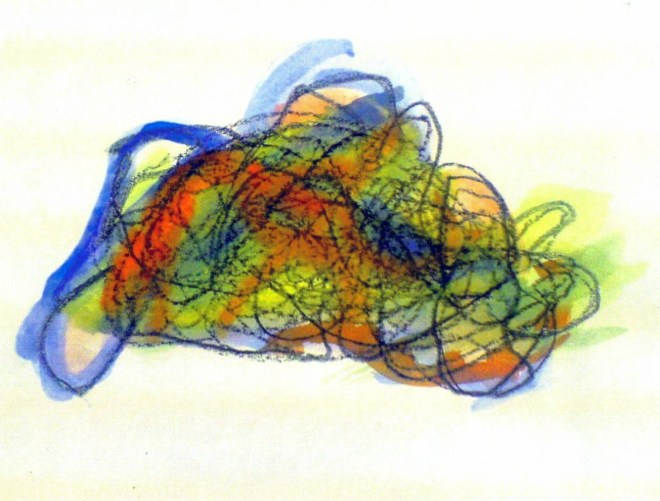therapeutic scribble