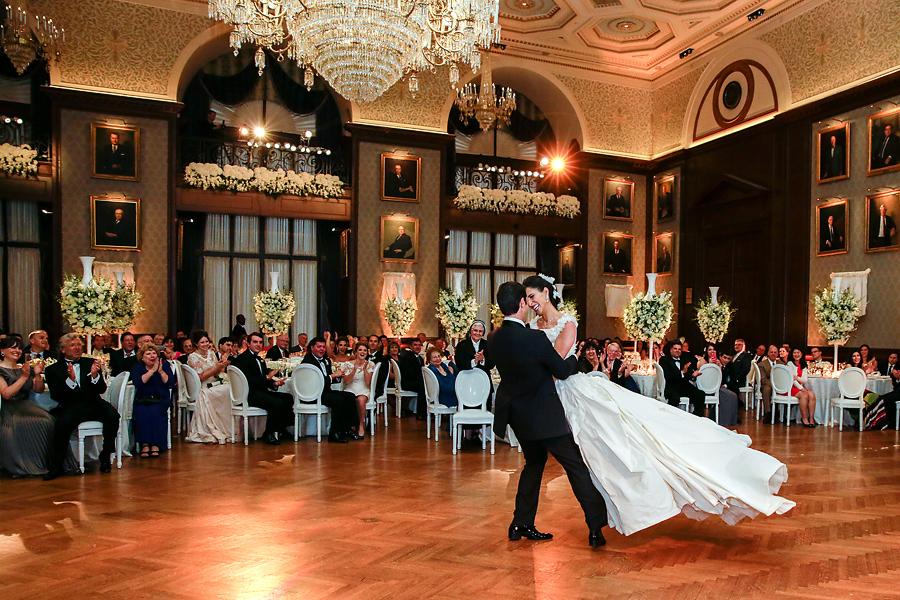 Union League Wedding Reception Marie Labbancz Photography
