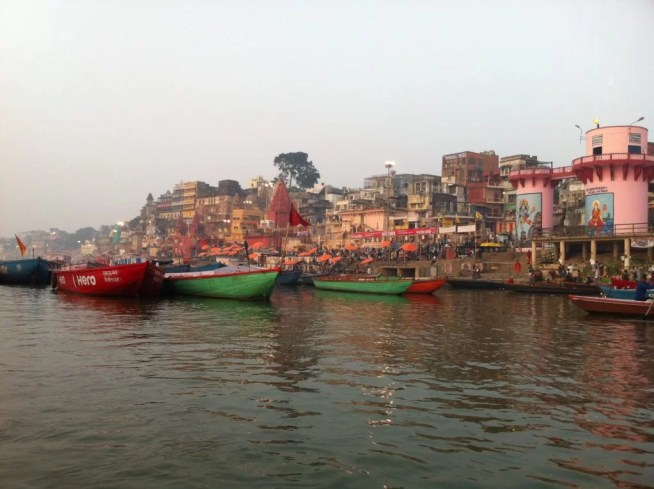 Ganga-Varanasi