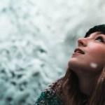 woman-snow