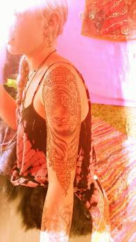 Full Henna Sleeve