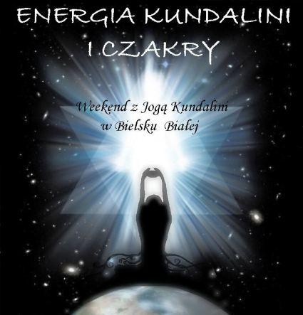 Plakat Energia Kundalini i czakry (3)
