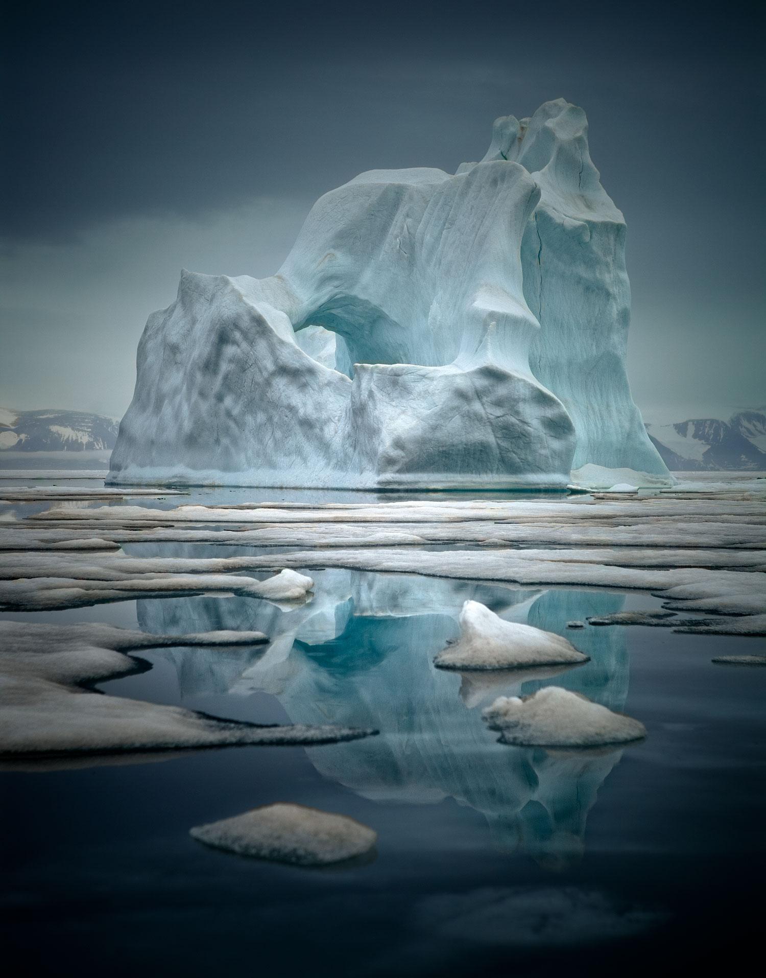 Iceberg XIX, Greenland 2010