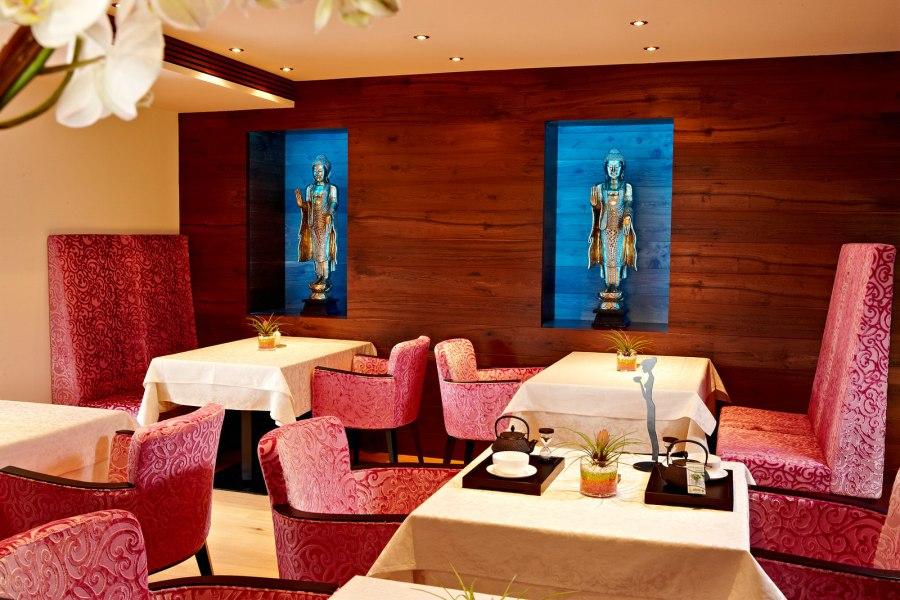 Restaurant Buddhas Place.