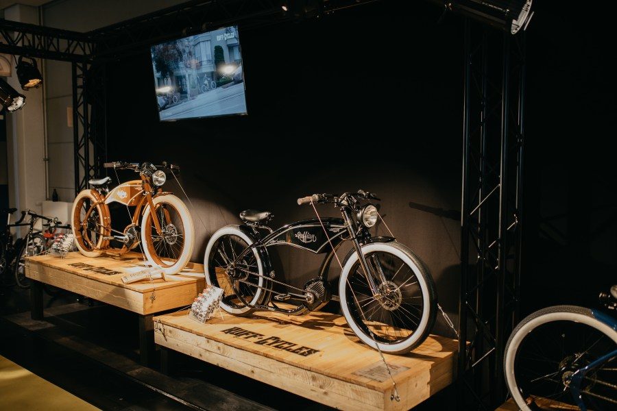 Ruff Cycles an der Eurobike